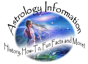 astrology information, information on astrology's history and more!